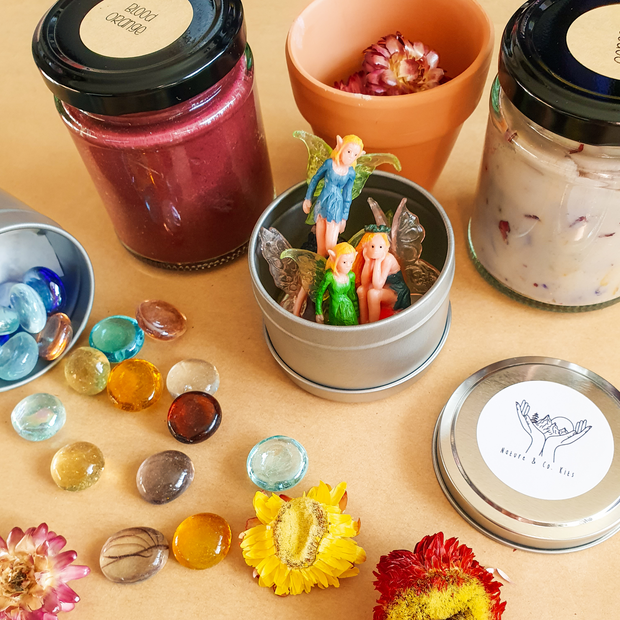 NATURE & CO - Sensory Play Dough Kits, Magical