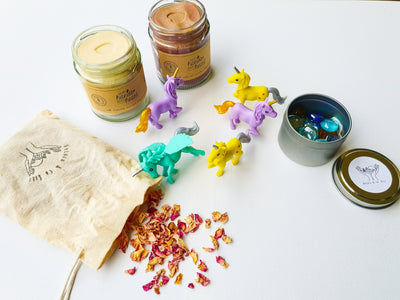 NATURE & CO - Sensory Play Dough Kits, Mythical