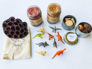NATURE & CO - Sensory Play Dough Kits, Dino