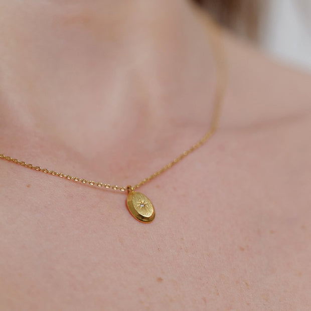JOLIE & DEEN - Bridey Necklace, Gold