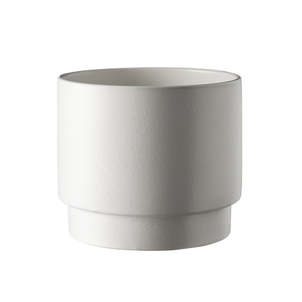 MILK & SUGAR - Sawyer Pot, Large Soft White