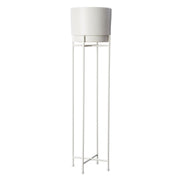 MILK & SUGAR - Pot Stand, Tall White