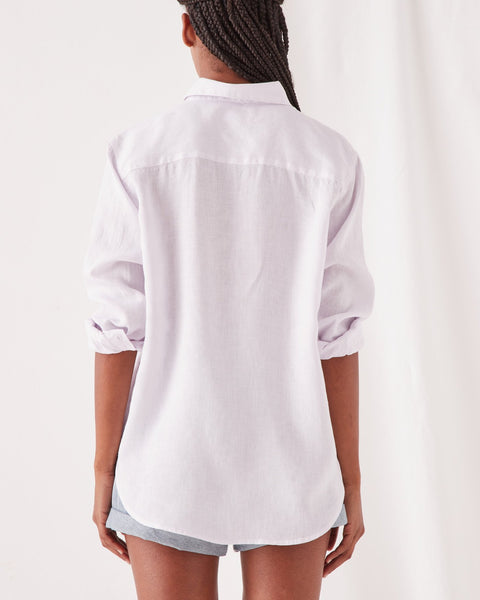 ASSEMBLY LABEL - Xander Long Sleeve Shirt, Lilac