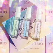 SALT BY HENDRIX - Flower In Your Hair Trio, Gift Set - Makers On Mount