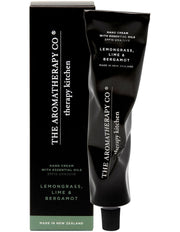 THE AROMATHERAPY CO - Therapy Kitchen, Lemongrass Lime & Bergamot, Hand Cream