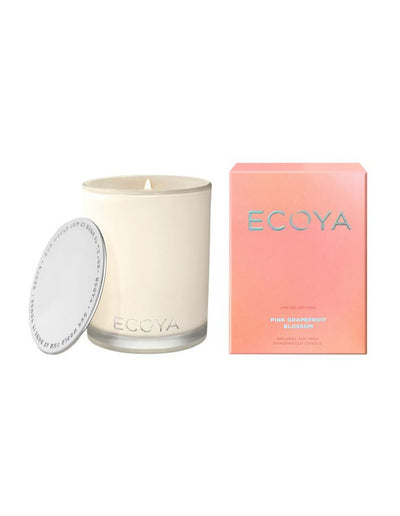 ECOYA - Pink Grapefruit Blossom, Madison Candle