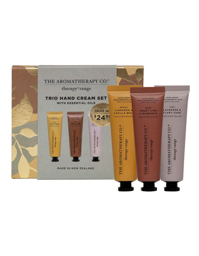 THE AROMATHERAPY CO - Therapy Hand Cream 30ml Gift Set