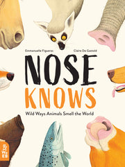Nose Knows - Makers On Mount