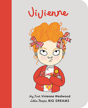Vivienne Westwood: Little People, Big Dreams