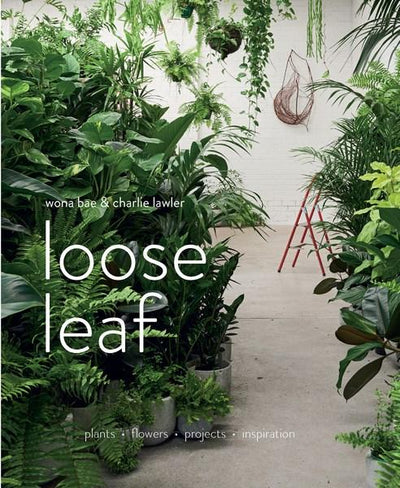 Loose Leaf, Flowers and Plants - Makers On Mount