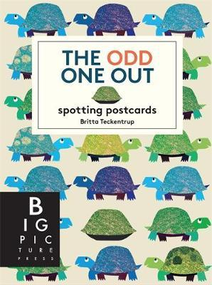 The Odd One Out, Spotting Postcards