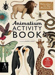Animalium, Activity Book