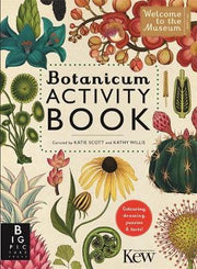 Botanicum, Activity Book - Makers On Mount
