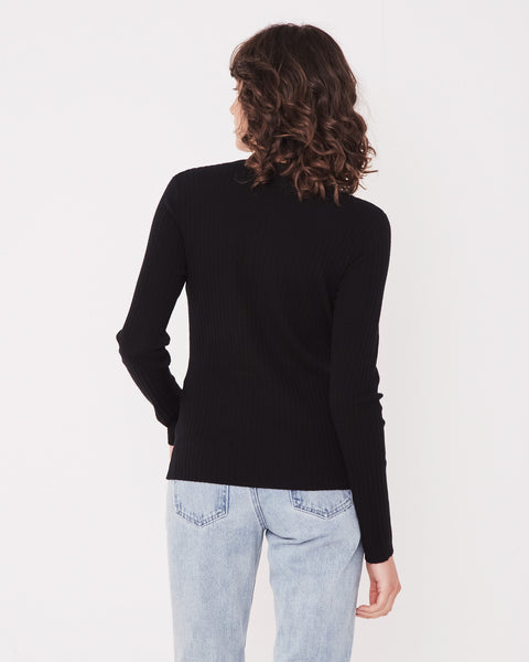 ASSEMBLY LABEL - Ella Knit, Black