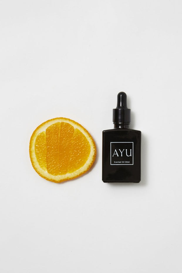 AYU - Scented Oil 30ml, Rumi