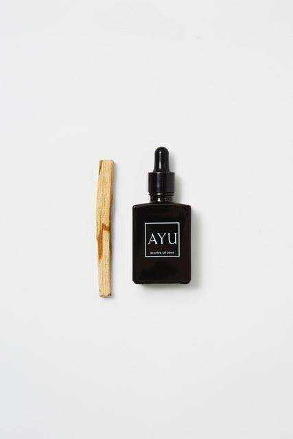 AYU - Scented Oil 30ml, White Oudh