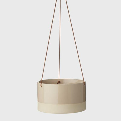 EVERGREEN COLLECTIVE - Billie Hanging Pot Large, Desert