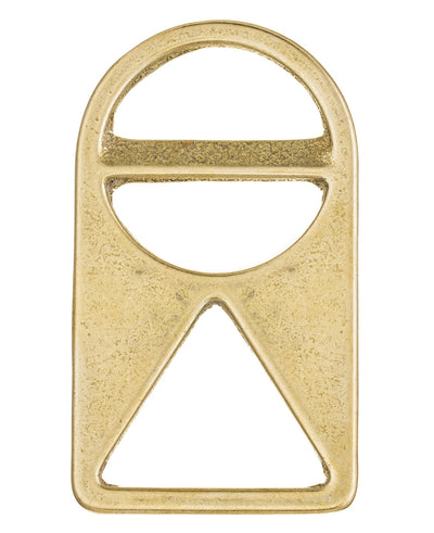 THE HORSE - Brass Bottle Opener - Makers On Mount