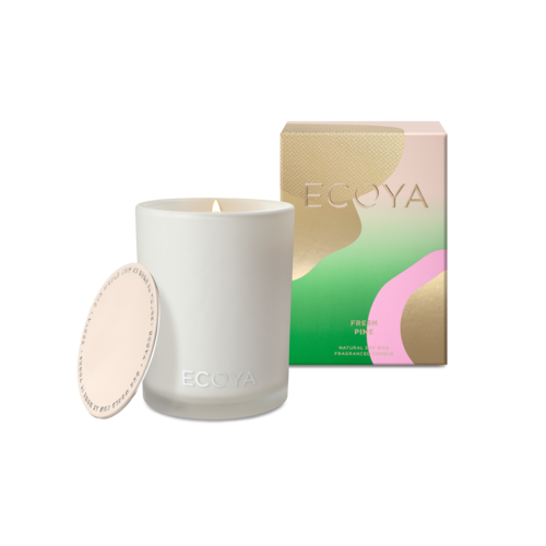 ECOYA - Fresh Pine, Madison Candle