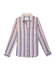 RAILS - Charli, Mandalay Stripe Shirt - Makers On Mount