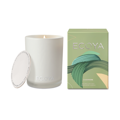 ECOYA - Cashmere, Candle - Makers On Mount