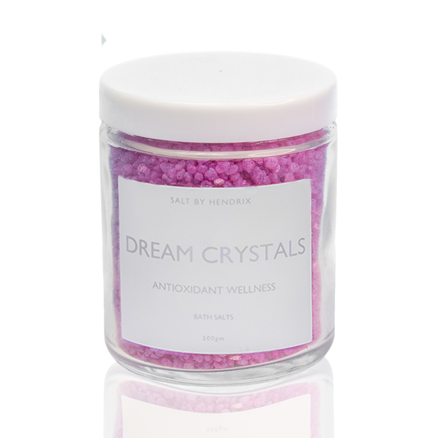 SALT BY HENDRIX - Dream Crystals, Bath Salts