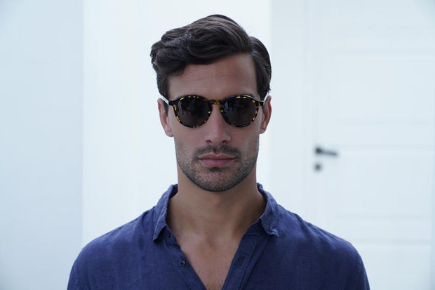 RIXX EYEWEAR - Morrice, Havana (Polarised) - Makers On Mount