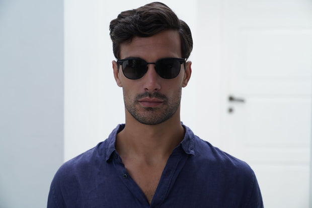 RIXX EYEWEAR - Eclipse, Black (Polarised) - Makers On Mount