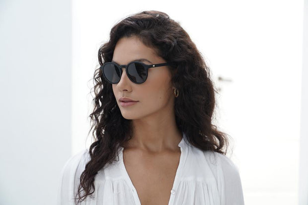 RIXX EYEWEAR - Morrice, Black (Polarised) - Makers On Mount