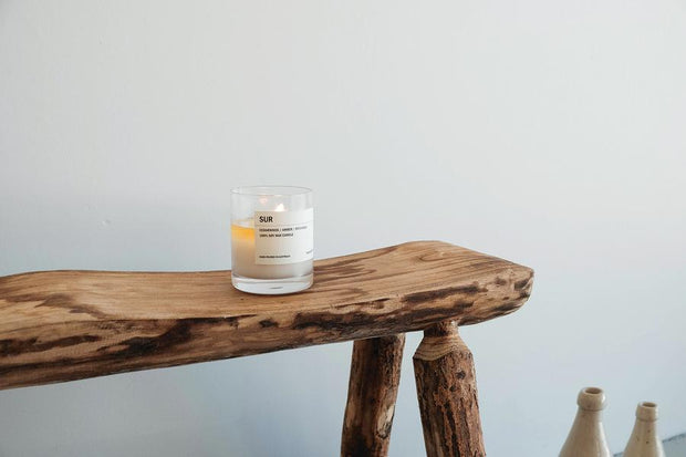 POSIE - Clear Candle Collection - Makers On Mount