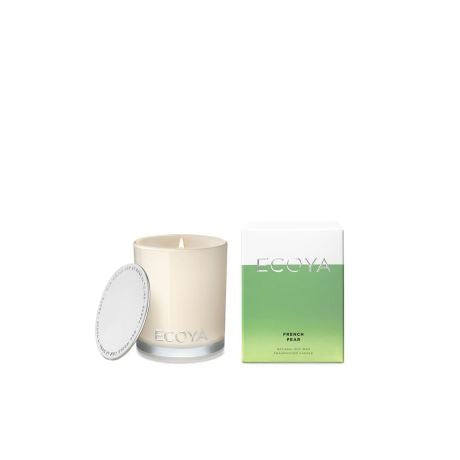 ECOYA - French Pear, Mini Madison Candle - Makers On Mount