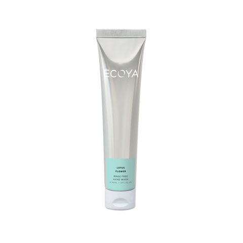 ECOYA - Lotus Flower, Rinse Free Hand Wash - Makers On Mount