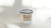 POSIE - ACE: Tobacco Leaf / Cedarwood / Vetiver Enamel Candle