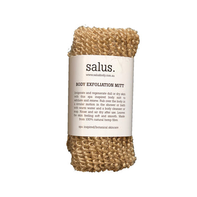 SALUS - Body Exfoliation Mitt - Makers On Mount
