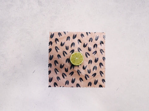 POPLAR - Beeswax Wraps, 3 pack