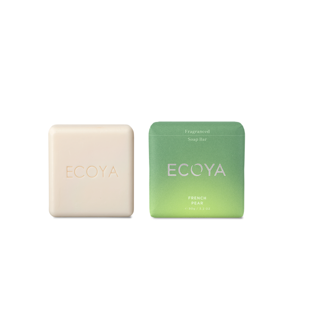 ECOYA - French Pear, Fragranced Soap - Makers On Mount