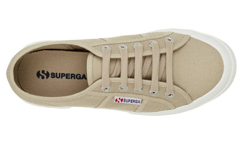 SUPERGA - 2750 Cotu Classic, Taupe - Makers On Mount