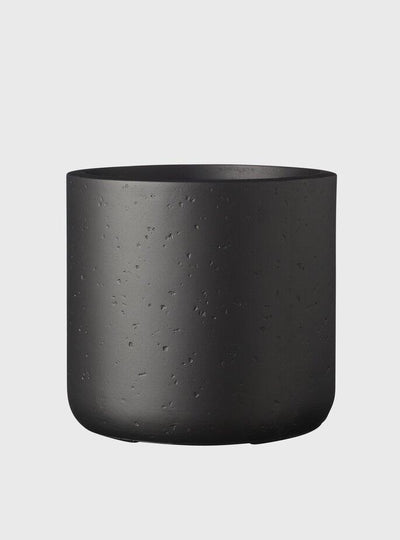 EVERGREEN COLLECTIVE - Jimmy Planter Large, Coal