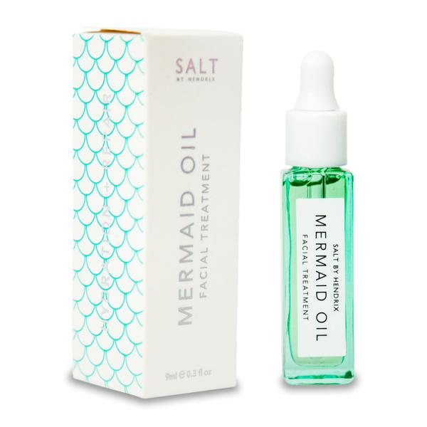 SALT BY HENDRIX - Mermaid Facial Oil, Mini - Makers On Mount