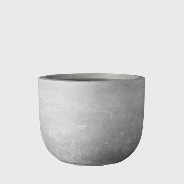 EVERGREEN COLLECTIVE - Maxi Planter Large, Light Grey