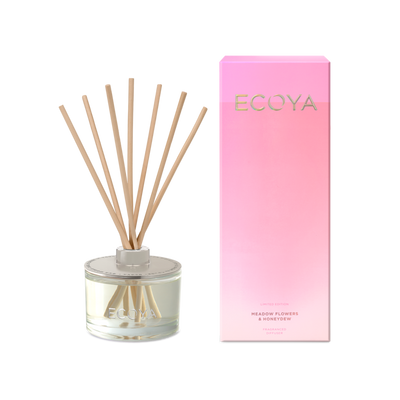 ECOYA - Meadow Flowers & Honeydew, Diffuser LIMITED EDITION