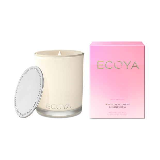 ECOYA - Meadow Flowers & Honeydew, Madison Candle