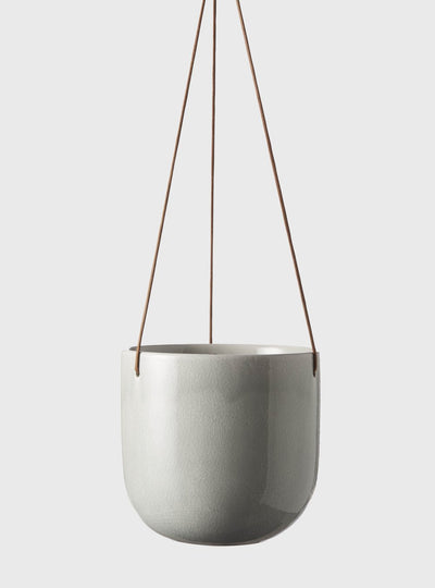EVERGREEN COLLECTIVE - Mio Hanging Pot Small, Cloud