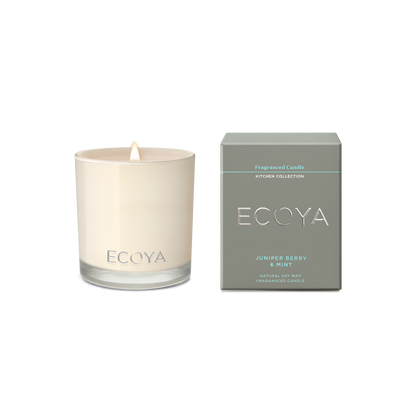 ECOYA - Juniper Berry & Mint, Maisy Jar