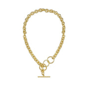 JOLIE & DEEN - Everly Necklace, Gold