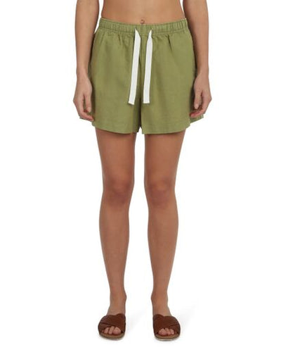 NUDE LUCY - Nude Classic Short, Moss - Makers On Mount