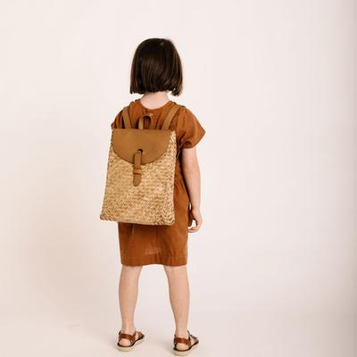 OLLI ELLA - Nami Backpack, Natural - Makers On Mount