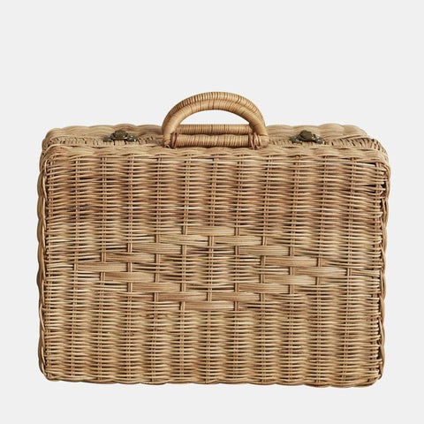 OLLI ELLA - Toaty Rattan Trunk, Natural - Makers On Mount
