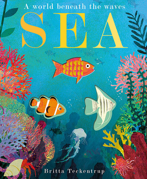 Sea: A World Beneath The Waves - Makers On Mount