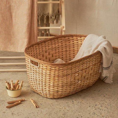 OLLI ELLA - Tuscan Laundry Basket, Medium
